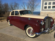 1961 Rolls-Royce Other Silver Cloud II SCII Saloon